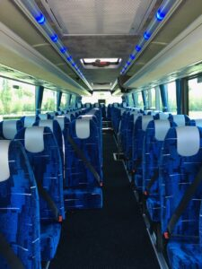 The Class of 70 Seat Coach Hire