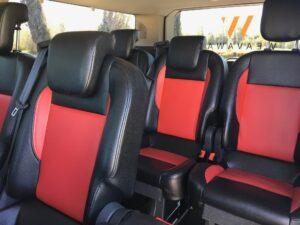 8 seat Transit Minibus/coach hire